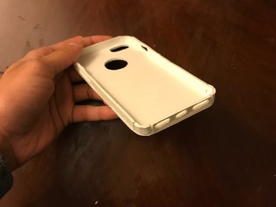 How To Make A Paper IPhone Case