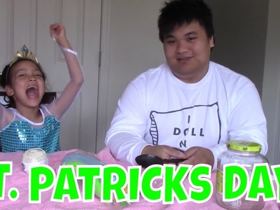 How To Make a RAINBOW:  St. Patrick's Day FUN!