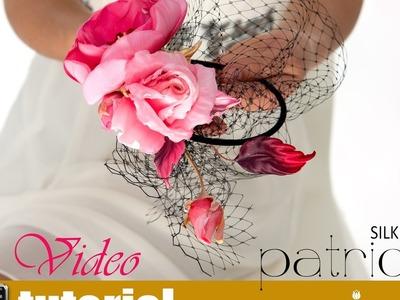 How to make silk Rose Patricia