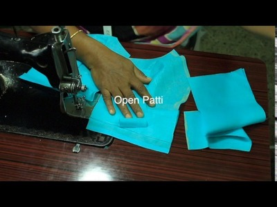 How to Stitch Katori Blouse Tamil