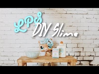 Littlest Pet Shop: DIY Slime!