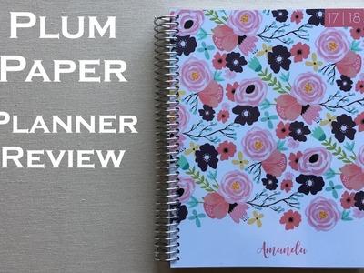 Plum Paper Planner Review   2017   10% OFF Plum Paper code!