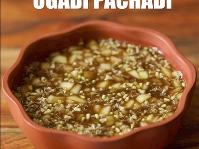 Ugadi pachadi - how to make ugadi pachadi for ugadi festival