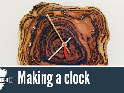 103 - How to make a clock