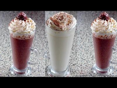 3 DELICIOUS HOT CHOCOLATE RECIPES | KEZIA ENIANG