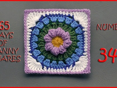 365 Days of Granny Squares Number 341