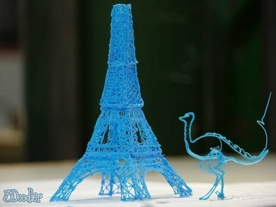 3Doodler: The World's First 3D Printing Pen