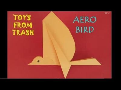 AERO BIRD - ENGLISH - An elegant flapping Bird of Paradise!