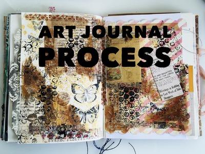 Art Journal Page Process (06)