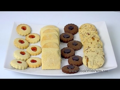 BAKERY BISCUIT *COOK WITH FAIZA*