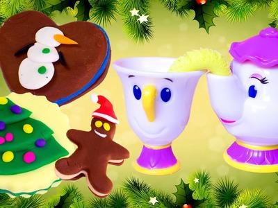 Christmas Play Doh Princess Belle Tea Time Disney Princess Magical Tea Party Playset