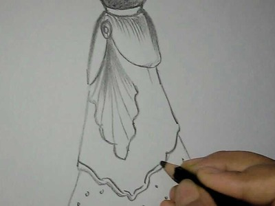 Dress drawing designs Pt 2
