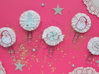 Easy Paper Clips for Planners, Snail Mail, and Scrapbooks - Build Your Stash #14