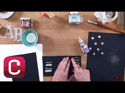 Glitter 101 with Courtney Cerruti | Creativebug