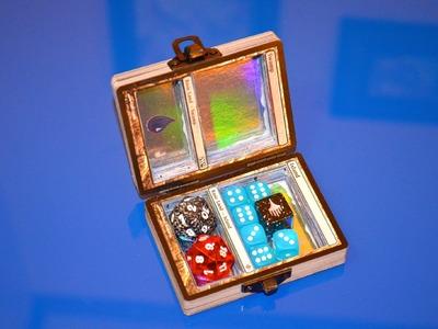 How to make a custom MTG dice box
