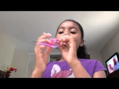 How to make a doll pacifier holder