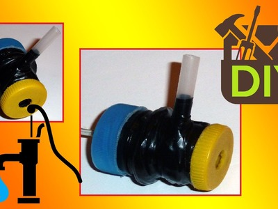 █ How to Make a Water Pump at home █