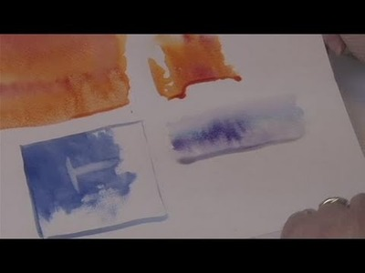 How To Use Watercolor Paints