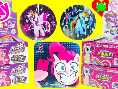 My Little Pony Magnets in Blind Bags with Cutie Mark Crusaders