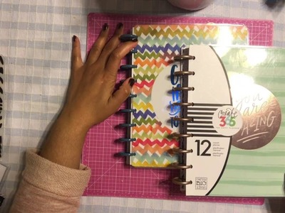 My New 2017 Happy Planner - Flip Though -Tips and Accessories Ideas