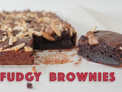 My Secret Cake Scraps Brownie Recipe How To Cook That Ann Reardon