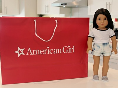 Opening American Girl Doll HAUL | Kit's Bed | Maryellen's Cookie Set!