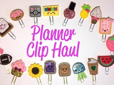 Planner Clip Haul
