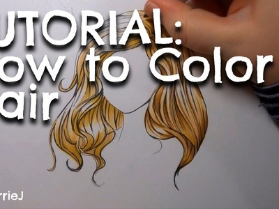 TUTORIAL: How to Color Hair