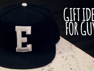 5 Gift Ideas for Guys! | DIY Gift Guide #2