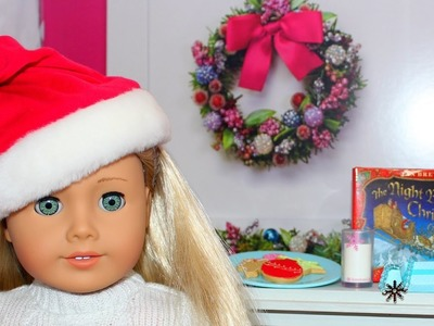 American Girl Doll Christmas Eve Playset Review