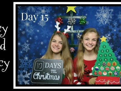Christmas Countdown 2016 ~ Day 15 ~ Jacy and Kacy