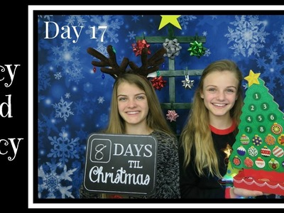 Christmas Countdown 2016 ~ Day 17 ~ Jacy and Kacy