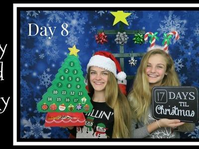Christmas Countdown 2016 ~ Day 8 ~ Jacy and Kacy