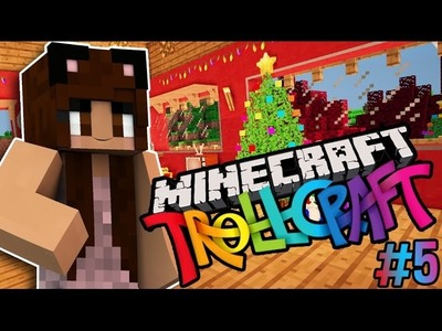 CHRISTMAS DECOR | TrollCraft | Episode 5