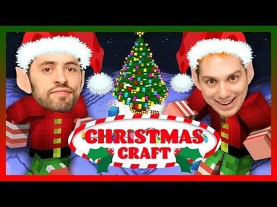 CHRISTMAS LIGHT CHALLENGE (Maricraft: ChristmasCraft Pt 3)