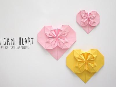 DIY: Origami Heart