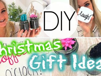 Easy DIY Christmas Gift Ideas!