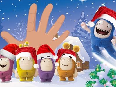 Finger Family Oddbods Show Finger Family Christmas Song For Kids And Children