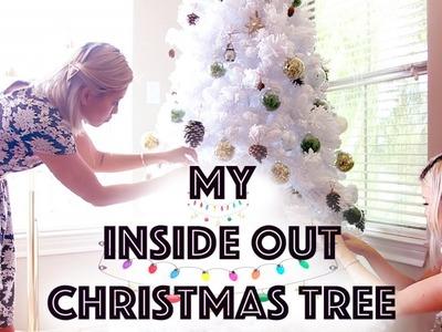 How I Decorate My Christmas Tree