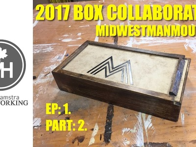 How To Build A Box For Chisels Part 2 (MidwestManMountain)