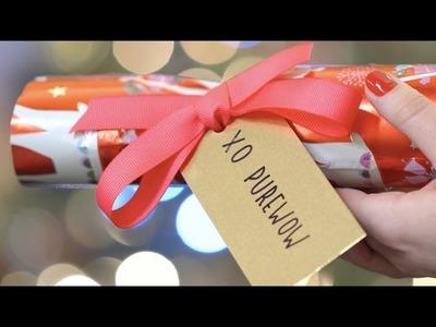 How to Make Christmas Crackers