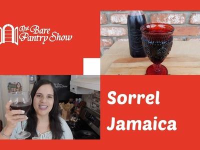 How to Make Sorrel.Jamaica Tea