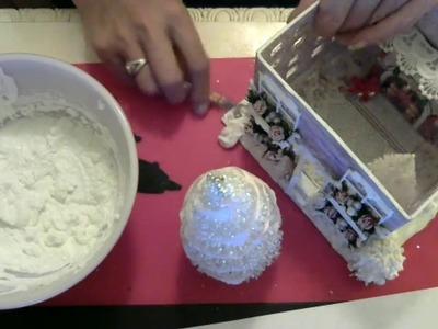 Part 2 Of Angela's Christmas House Kit