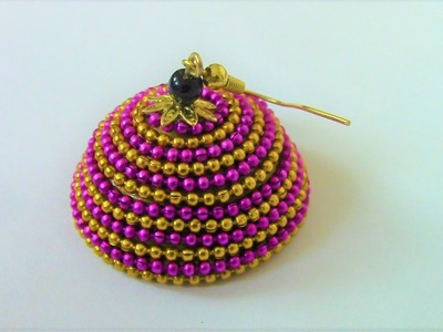 Party Wear Quilling Jhumka Tutorial