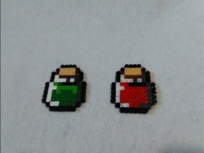 Pociones The Legend of Zelda hama beads