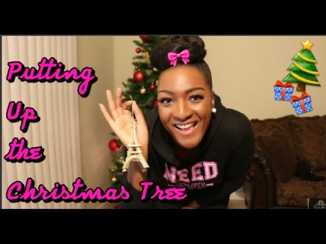 ????Putting Up The Christmas Tree!!!???? ALL DOLLAR TREE ITEMS!!!