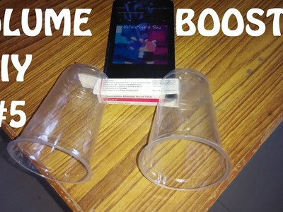 Smartphone Volume Booster   DiY #5   Am-Lalit