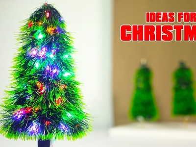 Three Cool Ideas For Christmas Decorations