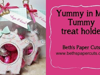 Yummy in my Tummy Valentine treats ~ Beth's Paper Cuts