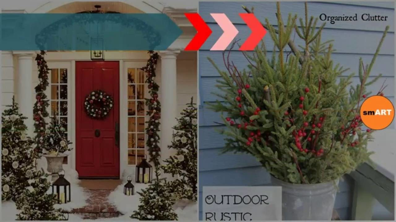Christmas decorations ideas outdoor christmas 2016 my for New outdoor christmas decorations 2016